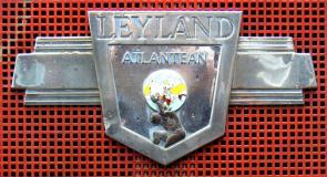 Märket Leyland Atlantean