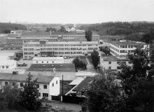 Industriområdets norra del