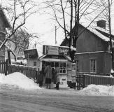 Kiosken på Hagalunds torg