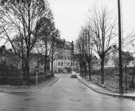 Hagalunds torg på 1960-talet