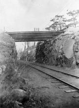 Bygget av Råsundabanan