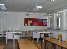 Laborationssal, maj 2008