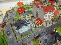 Visa Bilder av Kent Fernströms modeller av Hagalund