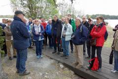 Visa Bilder från föreningens utflykt till nationalparken Ängsö i maj 2017