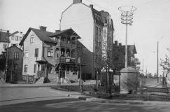 Hörnet Järvagatan - Hagavägen
