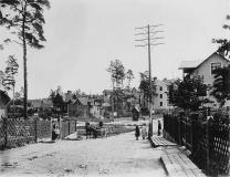 Hagalunds torg ca 1900