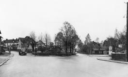 Hagalunds torg 1963