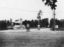 Hagalunds torg ca 1910