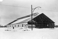 Vagnhallen i Hagalund