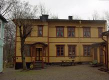 Sadelmakare Öbergs hus
