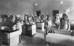 Skolköket ca 1948
