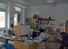 Arbetsrum för lärare, maj 2008