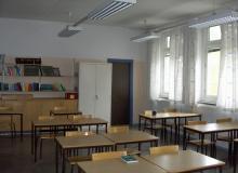 Klassrum, maj 2008